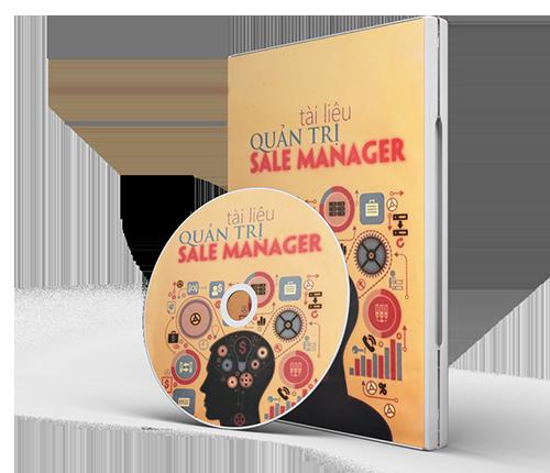 Quản Trị Sale Manager
